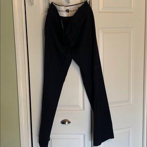 Loft Marisa Navy Blue Trousers